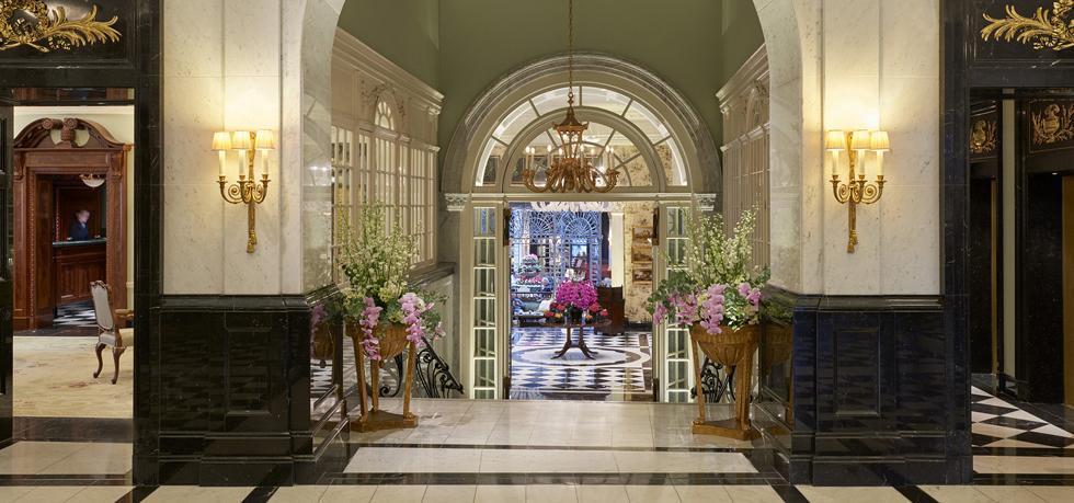 Lyxhotell i London