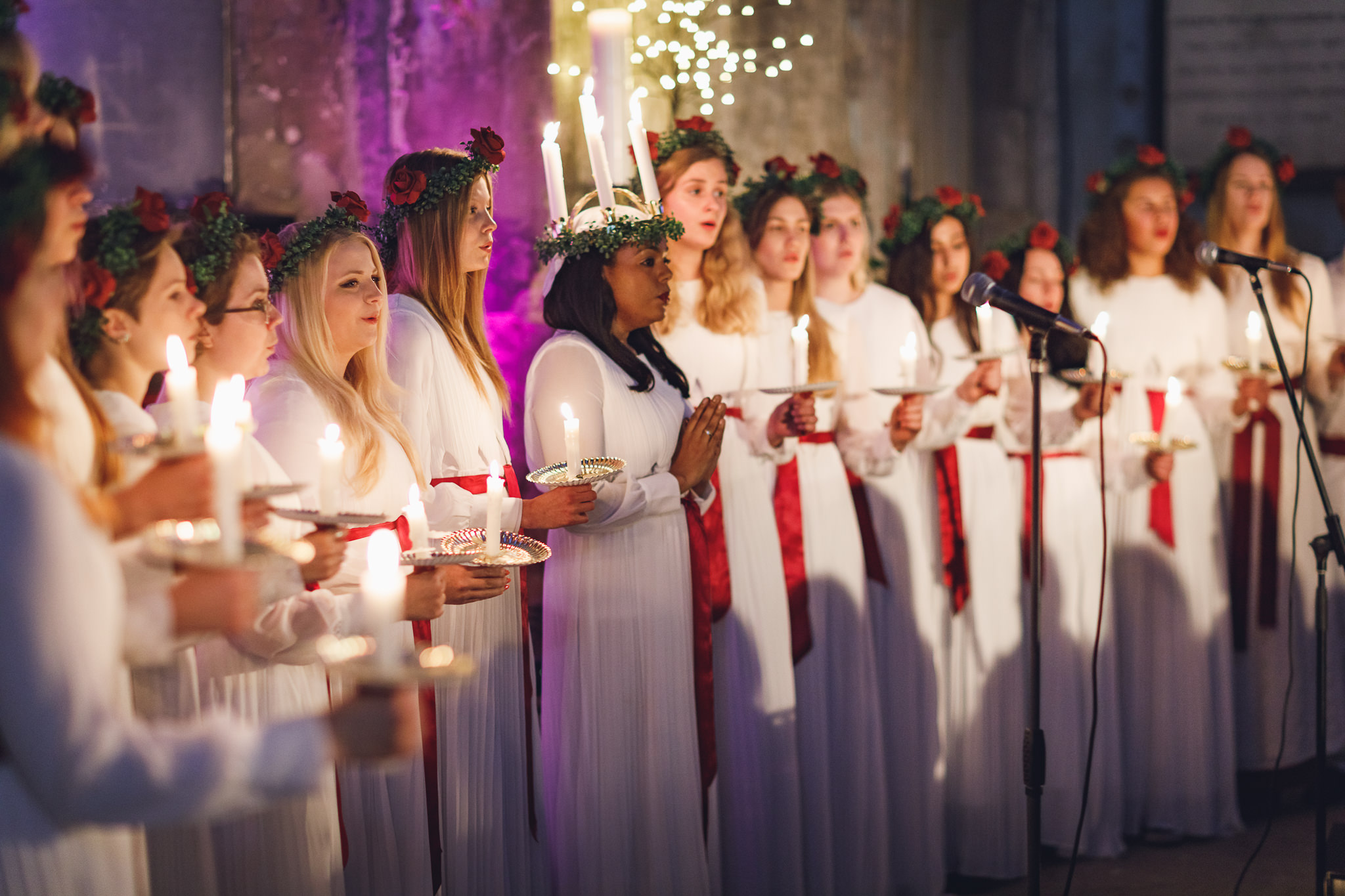 Swedish Lucia Nights 2016