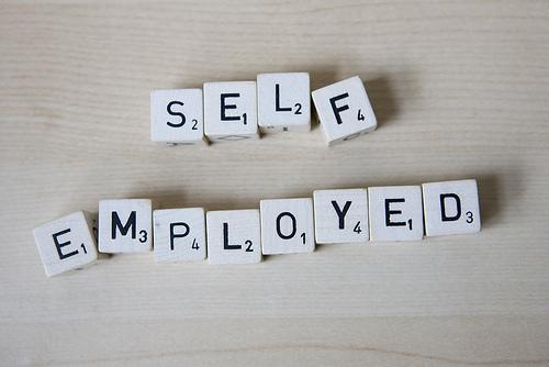 Egenföretagare i Storbritannien