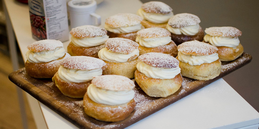 London's BEST Semla!