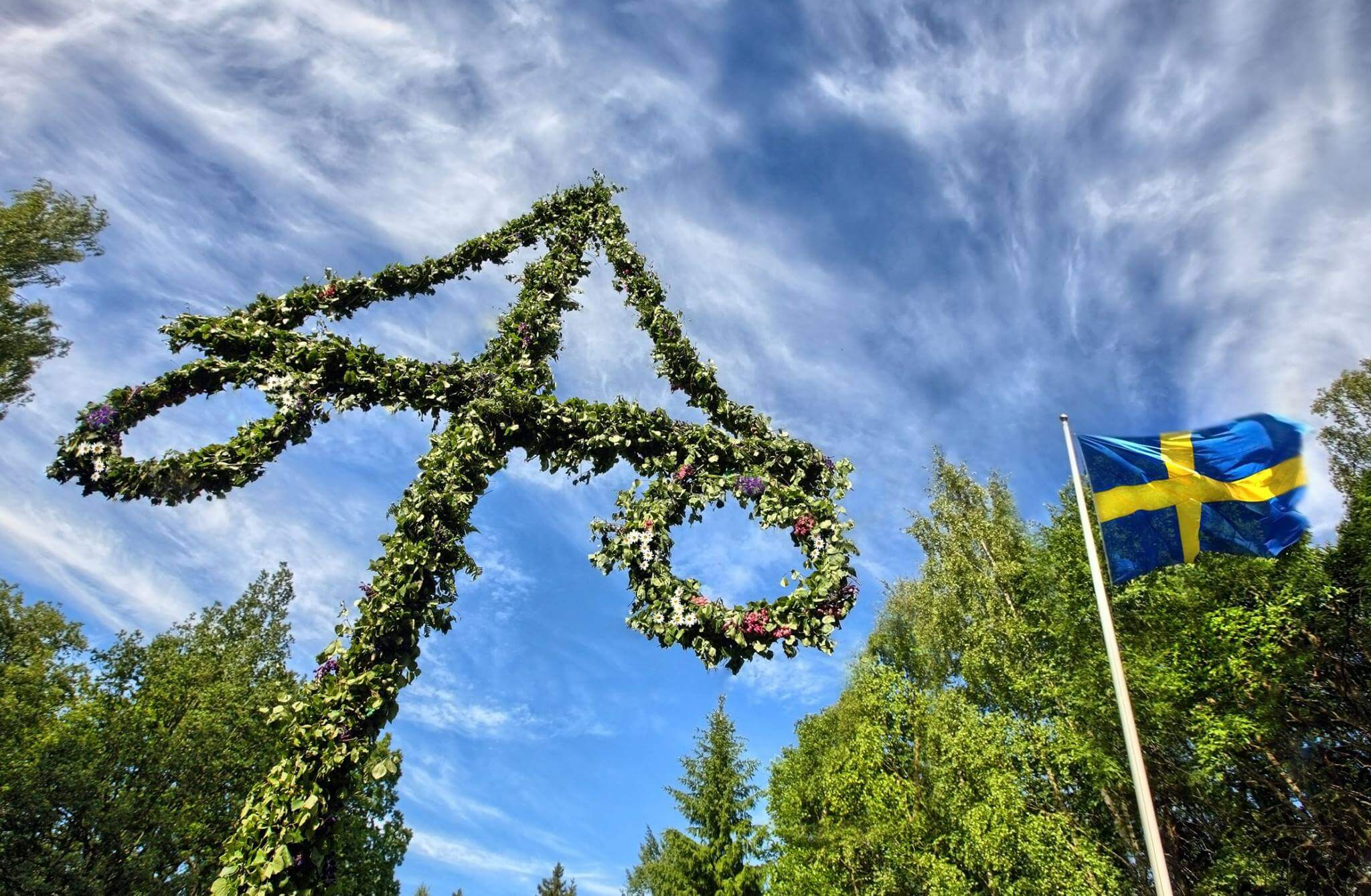 Where to celebrate Swedish Midsummer in London
