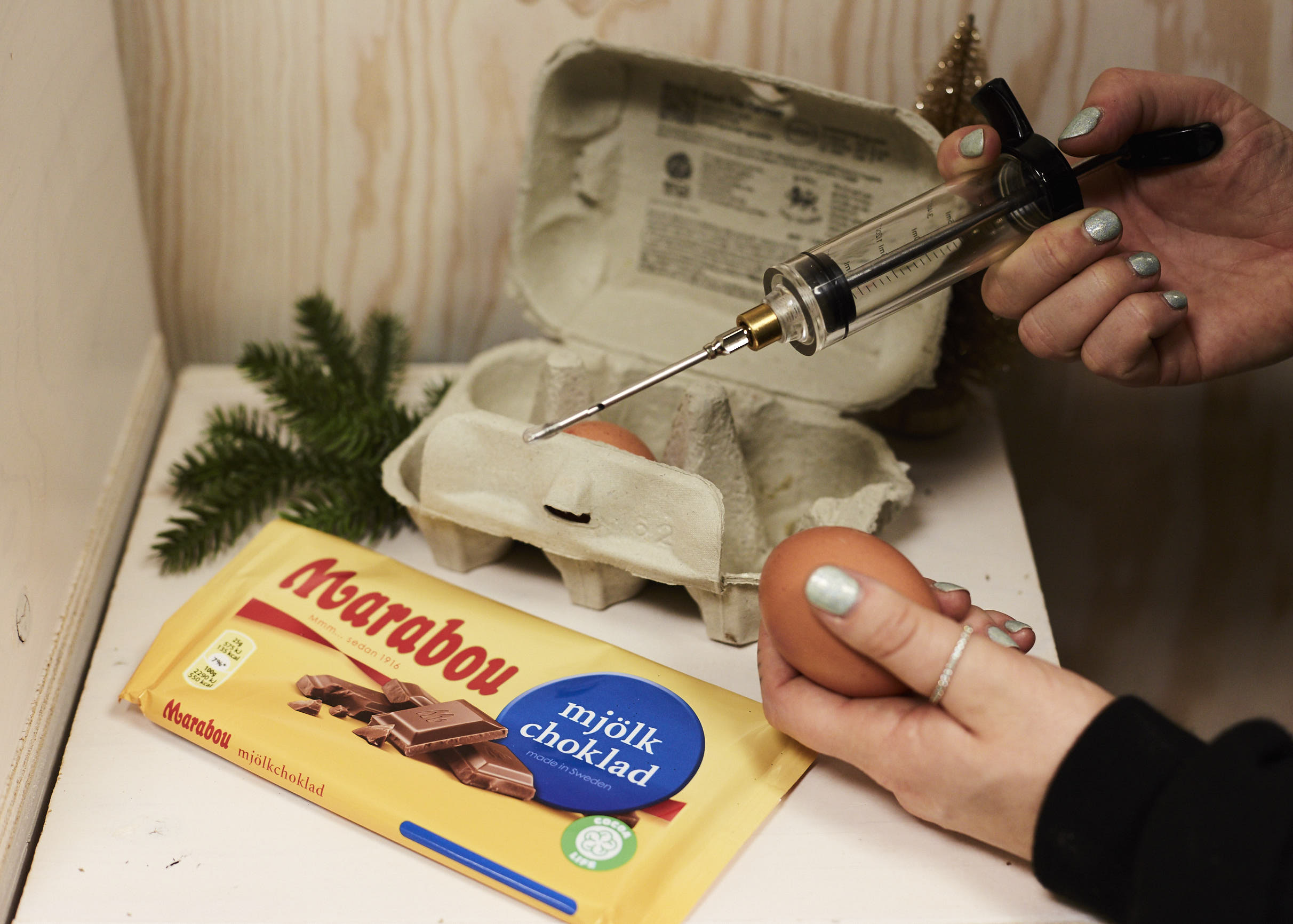 4 Christmas Hacks from Clas Ohlson