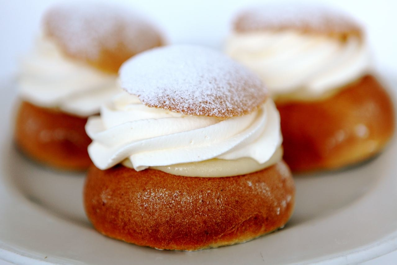 Win Semlor for you and 9 friends!