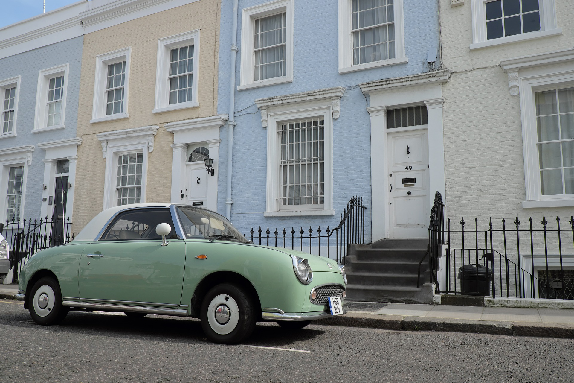 Townhouse in Notting Hill
