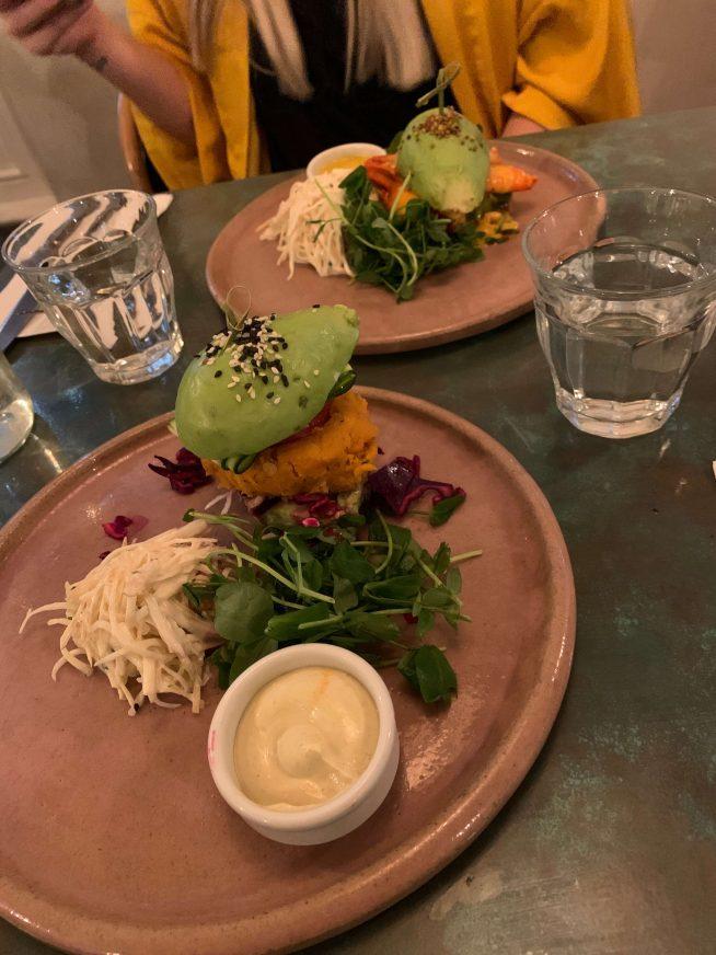 veganskt i London